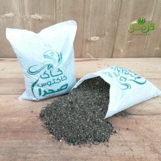 خاک کاکتوس مناسب کاکتوس و ساکولنت تولید گل صحرا